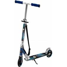L.a Sports Alumīnija skrejritenis ar kāju un transportēšanas siksnu LA Sports 13829LA
