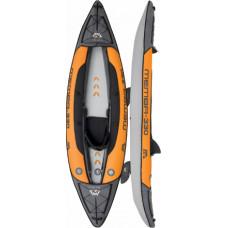 Aqua Marina Memba-330 Professional Kayak 1-person. DWF Deck. Kayak paddle included (ME-330)
