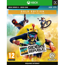 Microsoft Xbox One / Series X Riders Republic Gold Edition
