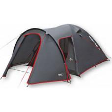 Inny Telts High Peak Kira 4 dark gray-red 10217