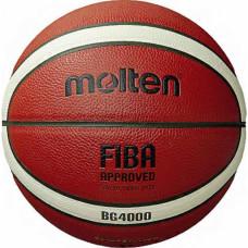Molten BG4000 FIBA Basketbola bumba - 5