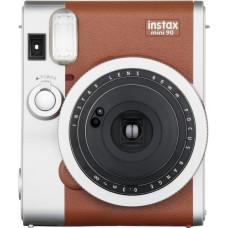 Fujifilm CAMERA INSTANT W/10SH GLOSSY/INSTAX MINI 90 BROWN