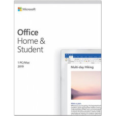 Microsoft Office 2019 Home & Student ENG (79G-05033)