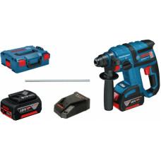 Bosch GBH 18 V-EC, 2x5.0 Ah L-Boxx (061190400A)