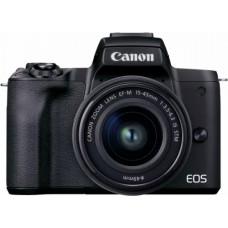 Canon EOS M50 Mark II Kit EF-M 15-45mm IS STM Black
