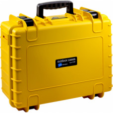 B&W Outdoor Cases Type 5000 YEL (empty)