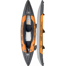 Aqua Marina Memba-390 Professional Kayak 2-person. DWF Deck. Kayak paddle set included (ME-390)
