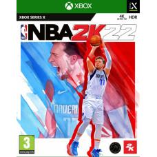 Microsoft Xbox Series X NBA 2K22