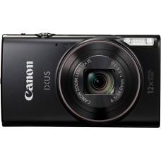 Canon Digital Ixus 285 HS, melns