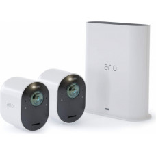 Arlo Ultra 4K UHD Wire-Free Security 2-Camera System (VMS5240)
