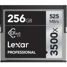 Lexar 256GB Professional 3500x CFast 2.0 (LC256CRBEU3500)