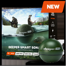Deeper Smart Sonar Chirp+ Military Green (DP3H10S10)
