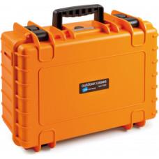 B&W Outdoor Cases Type 5000 ORA (empty)