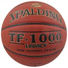 Spalding TF 1000 Legacy Energa basketbola bumba