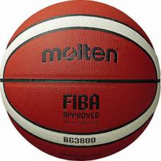 Molten BG3800 FIBA Basketbola bumba - 5
