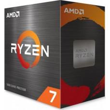 AMD CPU Desktop Ryzen 7 5800X Vermeer 3800 MHz Cores 8 32MB Socket SAM4 105 Watts BOX