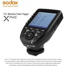 Godox Xpro-C TTL Wireless Flash Trigger