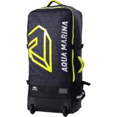Aqua Marina Premium Luggage Bag with rolling wheel 90L (B0302965)