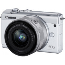 Canon EOS M200 Kit EF-M 15-45mm IS STM White