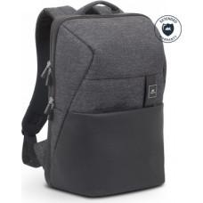 Rivacase 8861 15.6'' MacBook Pro and Ultrabook Backpack Black Melange