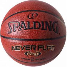 Spalding Basketbola bumba Spalding NBA Neverflat iekštelpās / ārā