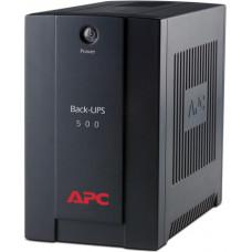 APC Back-UPS 500VA, AVR, IEC (BX500CI)