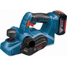 Bosch GHO 18 V-LI, 2x4.0Ah L-Boxx (06015A0303)