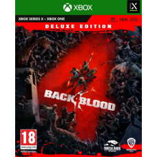 Microsoft Xbox One / Series X Back 4 Blood Deluxe Edition