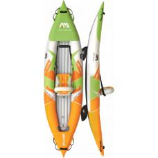 Aqua Marina Betta-312 Leisure Kayak-1 person. Inflatable deck. Kayak paddle included (BE-312)