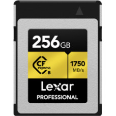 Lexar Pro CFexpress R1750/W1000 256GB (LCFX10-256CRB)