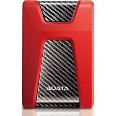 Adata DashDrive Durable HD650 2TB HDD USB 3.1 Red (AHD650-2TU31-CRD)