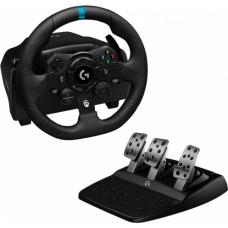 Logitech G923 Trueforce Sim Racing Wheel For Xbox, PlayStation & PC (941-000160)