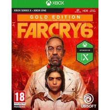 Microsoft Xbox One / Series X Far Cry 6 Gold Edition