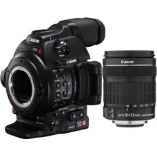 Canon EOS C100 Mark II Kit 18-135mm STM