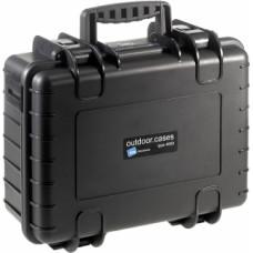 B&W Outdoor Cases Type 4000 BLK (Pre-Cut Foam) Black