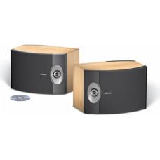 Bose 301 Direct/Reflecting Speaker System Light Cherry