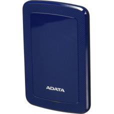 Adata HV300 External 2TB HDD USB 3.1 Blue (AHV300-2TU31-CBL)