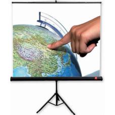Avtek Tripod Standard 200 Projection Screen 1:1 200x200cm