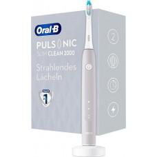 Braun Oral-B Pulsonic Slim Clean 2000 Grey