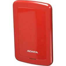 Adata HV300 External 2TB HDD USB 3.1 Red (AHV300-2TU31-CRD)