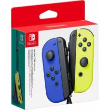Nintendo Switch Joy-Con Controller Strap Pair - Neon Blue and Neon Yellow
