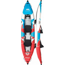 Aqua Marina Steam-412 Professional Kayak 2-person. DWF Deck (paddle excluded) (ST-412)