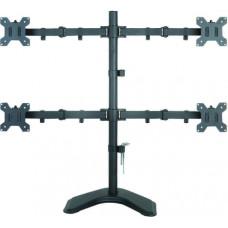 Techly Four Monitor Arm 13-27'' (027590)