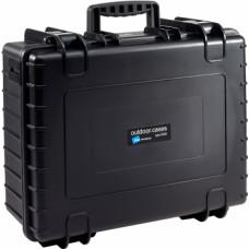 B&W Outdoor Cases Type 6000 BLK (empty)
