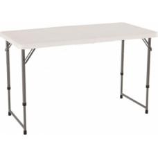 Saliekams galds 122 cm regulējams augstums 4428