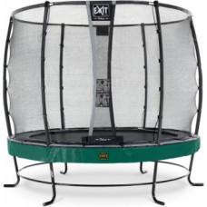 Exit Elegant Premium batuts ø305cm ar Deluxe drošības tīklu - Zaļa