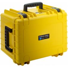 B&W Outdoor Cases Type 5500 YEL (Empty)