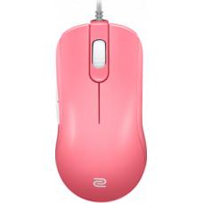 Benq ZOWIE FK2-B DIVINA Pink Symmetrical Gaming Mouse for Esports - Medium (9H-N2PBB-AB3)