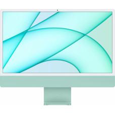 Apple iMac 24 4.5K Retina M1 8C CPU 7C GPU 8GB 256GB SSD Green INT MJV83ZE