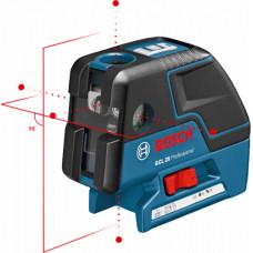 Bosch GCL 25 (4x1.5V AA, Bag) (0601066B00)